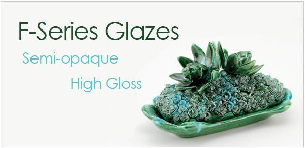 AMACO F Series Glazes