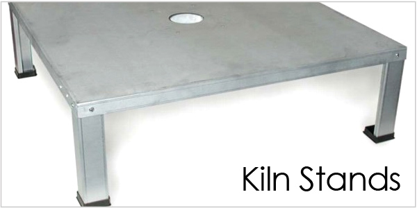 kiln stands available for purchase at The Ceramic Shop