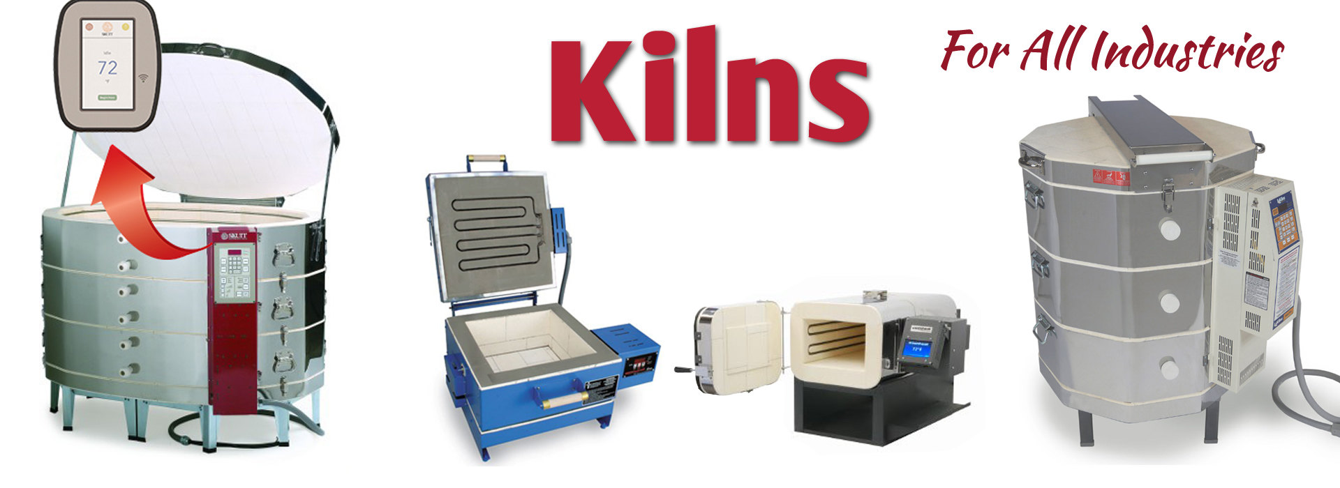 Discounted Kilns